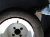 Picture of Cheng Shin Turf Tire 20x10.00-10 on Toro Rim Wheel 3100D Reelmaster