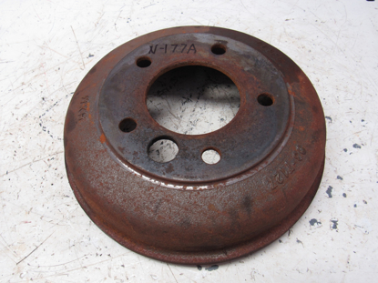 Picture of Toro 114-8864 Brake Drum marked 93-7127
