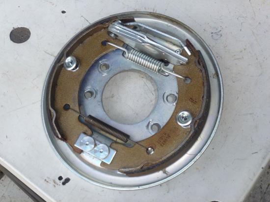 Picture of Toro 110-8872 LH Left Brake Assm 5210 5410 5510 5610 4300D Mower