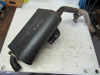 Picture of Toro 110-8992 Muffler Exhaust 114-8897