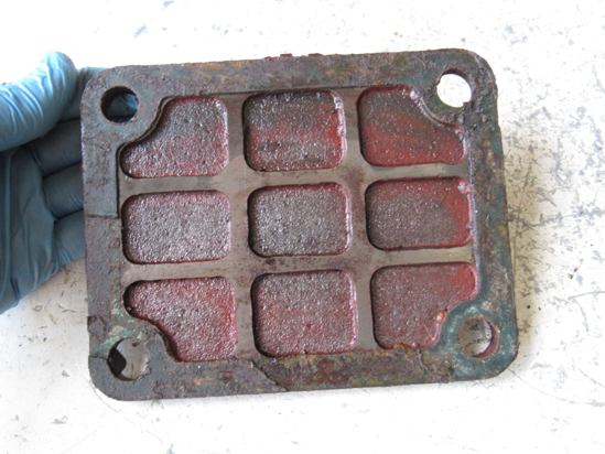 Picture of Allis Chalmers 72089164 Cover to Tractor Agco AC Fiat