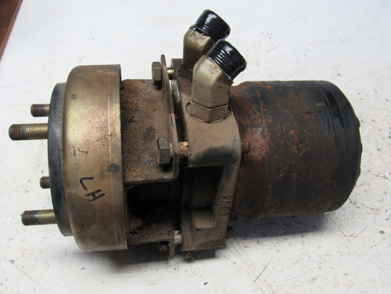 Picture of Toro 110-4015 Front LH Left Hydraulic Drive Wheel Motor 3250D Greensmaster Mower
