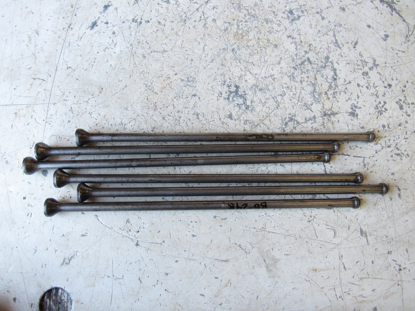 Picture of 6 Allis Chalmers 72089585 Push Rods AC Fiat