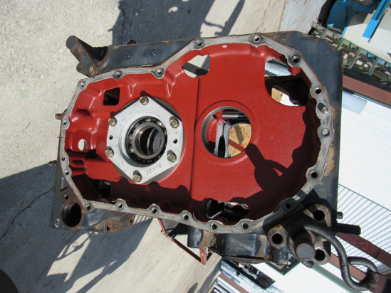 Picture of Massey Ferguson 3705766M1 Rear Differential Transmission Case Housing 1160 Tractor