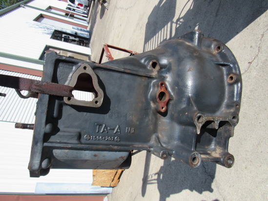 Picture of Massey Ferguson 3705917M1 Clutch Front Transmission Case Housing 1160 Tractor