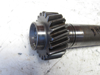 Picture of Massey Ferguson 3705643M1 Shaft Gear 1160 Tractor