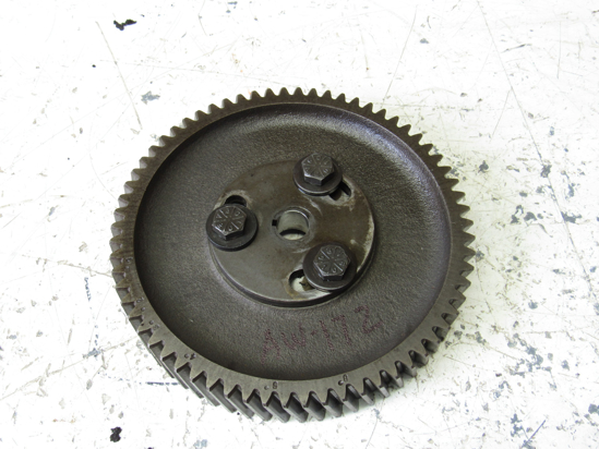 Picture of Case IH 3056885R3 Injection Pump Timing Gear & Hub 3055067R2