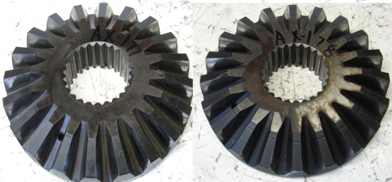 Picture of 2 Case IH 404336R1 Differential Bevel Pinion Gears