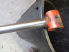 Picture of Kubota 75556-63010 Hydraulic Boom Lift Cylinder to LA680 Front Loader 75556-63110