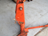 Picture of Kubota 75556-55030 RH Right Main Frame to LA680 Front Loader 75556-55033