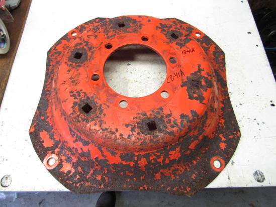 "Picture of Kubota 35080-27660 Disk Rim Center 24"" Wheel Disc"