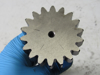 Picture of Kubota TA040-23100 TA040-23104 I-PTO Gear Shaft 18T