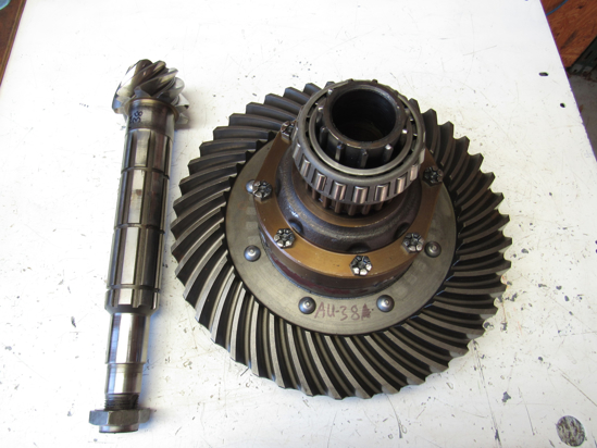 Picture of John Deere AR63903 Ring & Pinion w/ Differential T30253 T21403 R54841 R55776 T29394 T21876