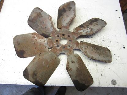 Picture of John Deere AT35158 Radiator Fan