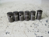 Picture of 6 Massey Ferguson 3758735M1 Lifters Tappets off Iseki 3ICLL1.12B3G
