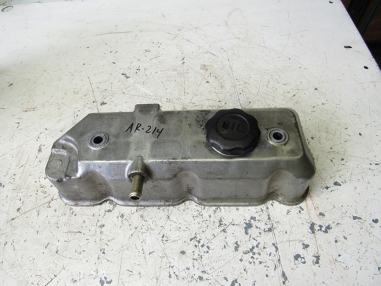 Picture of Massey Ferguson 3710149M91 Cylinder Head Valve Cover off Iseki 3ICLL1.12B3G