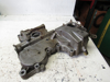 Picture of Massey Ferguson 4265564M91 Timing Gear Case Cover off Iseki 3ICLL1.12B3G