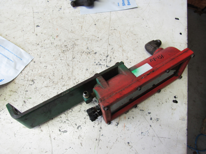 Picture of Murphy Tulsa Low Oil Level Switch Sensor off Diesel Engine