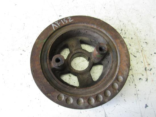 Picture of John Deere AR57241 Crankshaft Pulley w/ Dampener