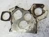 Picture of Front Timing Gearcase Plate off Yanmar 4JHLT-K Marine Diesel Engine