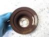 Picture of Water Pump Fan Pulley off Yanmar 4JHLT-K Marine Diesel Engine