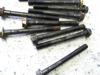 Picture of 18 Cylinder Head Bolts off Yanmar 4JHLT-K Marine Diesel Engine