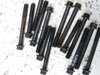 Picture of 14 Perkins 111136340 111136350 Cylinder Head Bolts off 103-07 Diesel Engine Toro