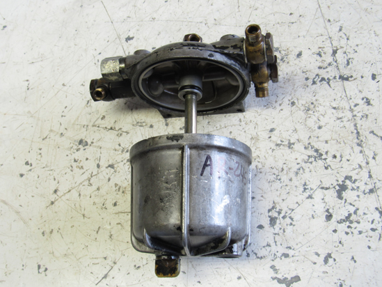Picture of Bobcat 3551883 Fuel Filter Head Bowl Housing off Perkins 4.154 Engine