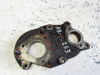 Picture of Bobcat 997960B Injection Pump Timing Gearcase Plate Adapter off Perkins 4.154 Engine