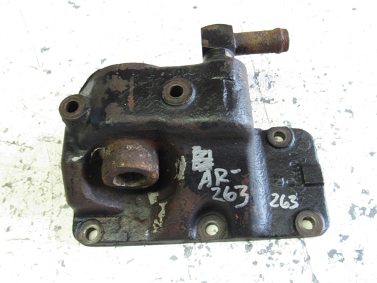 Picture of Bobcat 6599946 Thermostat Housing off Perkins 4.154 Engine