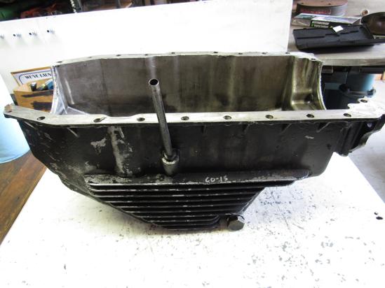 Picture of Bobcat 6598503 Oil Pan Sump Perkins 37173478/5