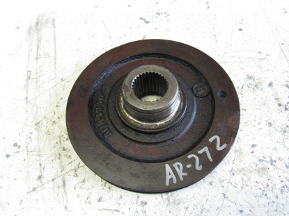 Picture of Bobcat 6598663 Crankshaft Pulley Perkins 4.154 Engine 31143950/1