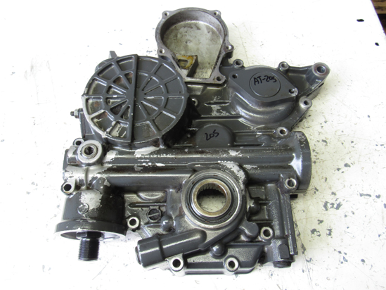 Picture of Kubota Gearcase Timing Cover V1505-T-ET03 Engine Toro 115-4117