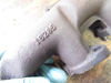 Picture of Kubota Exhaust Manifold V1505-E Engine Toro 112-0187 Jacobsen 5003270 16285