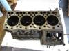 Picture of Kubota Cylinder Block Crankcase off 2003 V1505-E Engine Jacobsen 2812011 NEEDS WORK