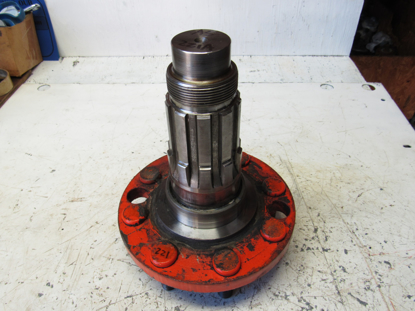 Picture of JI Case IH David Brown K963569 Rear Axle Flanged Hub Shaft
