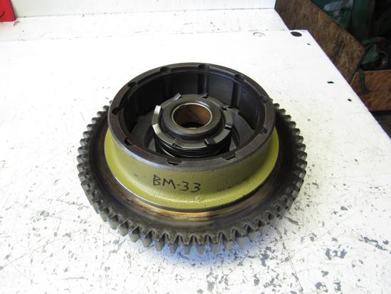 Picture of John Deere AL23113 AL29816 PTO Clutch Hub Drum Housing & Gear T28659 L32738 T32848 L28657