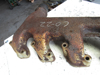 Picture of John Deere T28437 Exhaust Manifold