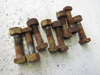 Picture of 8 John Deere 08H4757 Bolts & Nuts 14H800