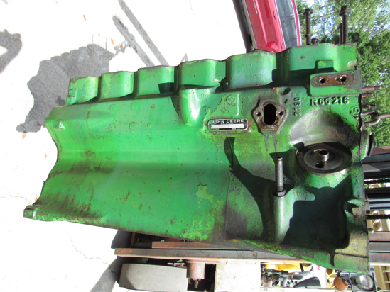 Picture of John Deere AR67683 Engine Cylinder Block R65216 6329DL-13 AR97274 RE19872