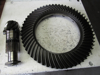 Picture of John Deere AR68932 Differential Ring & Pinion Gear SPLINE WEAR on Pinion R57354 R57355