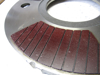 Picture of John Deere RE46334 Brake Backing Plate R107178 RE44415 RE36647