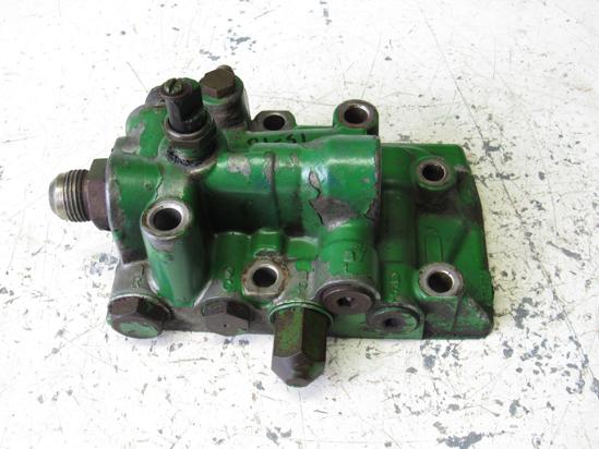 Picture of John Deere AT58342 Transmission Clutch Regulating Valve R63979
