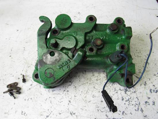 Picture of John Deere AR88040 Clutch Valve Housing & Arm R67483 R51520