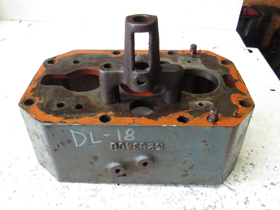 Picture of Kubota 35260-21153 Transmission Mid Case Spacer Housing 35260-21150