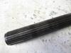 Picture of Kubota 38220-26710 RH Right Rear Axle Drive Shaft Gear Long