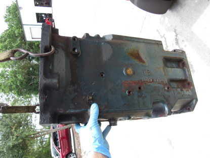 Picture of Kubota 35200-14110 Clutch Housing Transmission Case