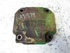 Picture of John Deere RE12470 Pump End Plate Housing R77714