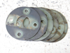 Picture of 6 Kubota 32590-10850 Coupling Plates to Pump Drive Shaft