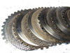 Picture of 7 Clutch Discs 7 Plates Massey Ferguson 1870860M1 1688532M1 1870011M1